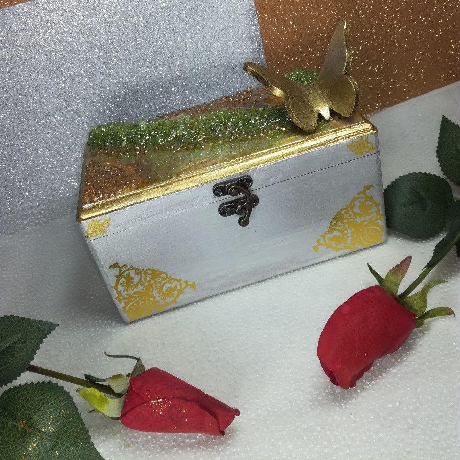 صندوقچه(جواهرات_کادو و..)