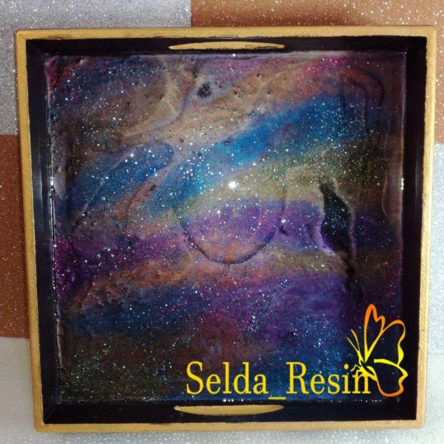 سینی کهکشان رزینی