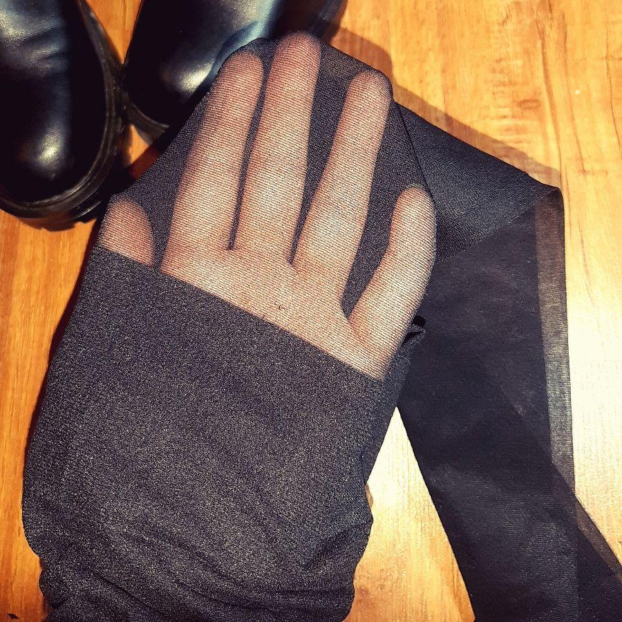 جوراب شلواری مشکی