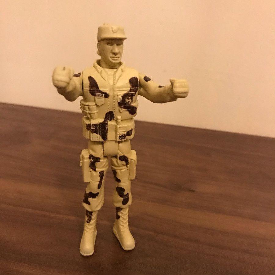 فیگور سرباز