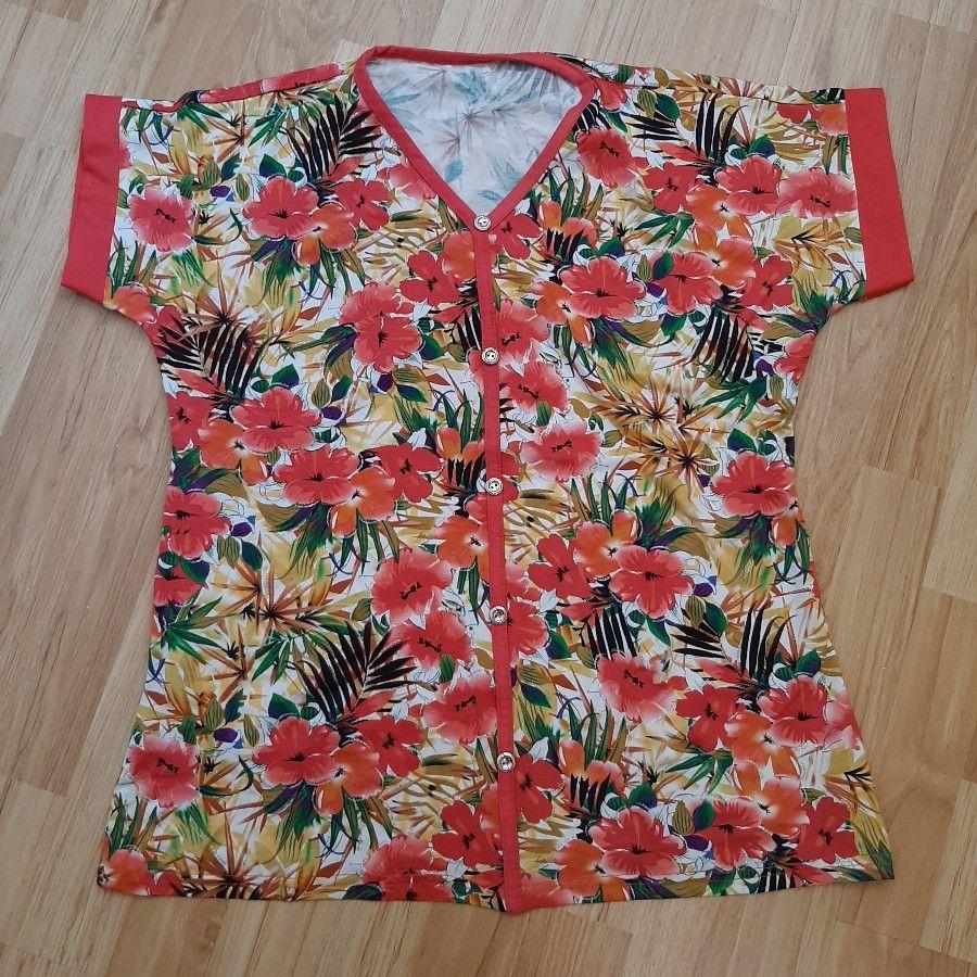 تی شرت زنانه تریکو