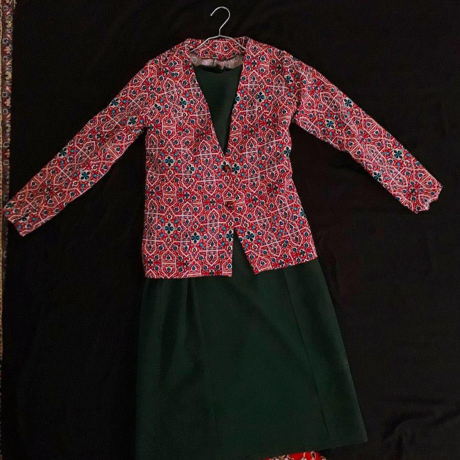 مانتو و کت سنتی جینگیلی