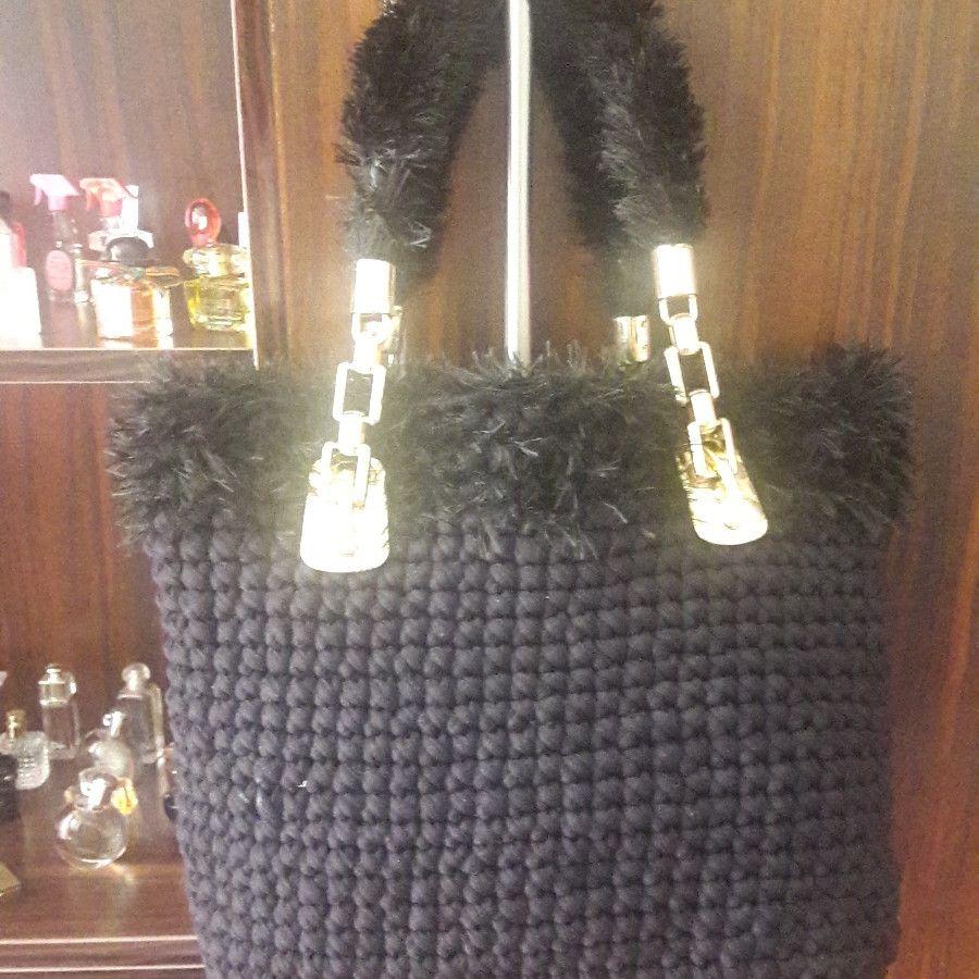 کیف بافت تریکو