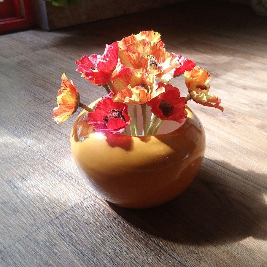 گلدان سفالی