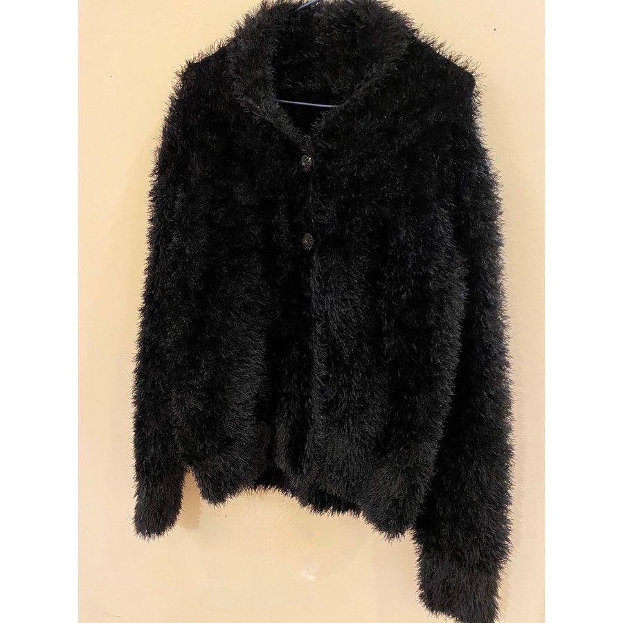 ژاکت دستباف موهر