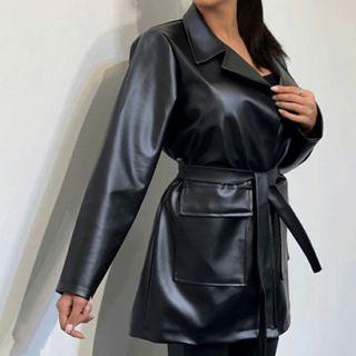 کت چرم  بدون استر  خوش تن