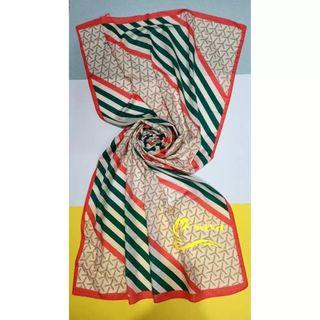 روسری راه راه