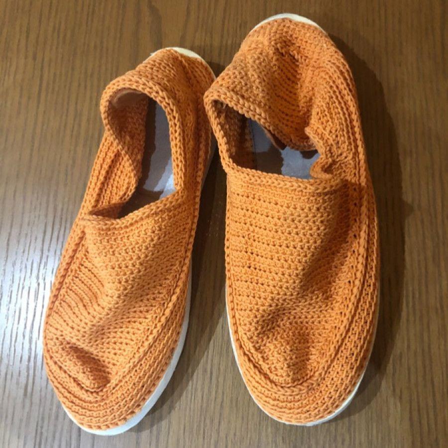 کفش گیوه ای ایرانی