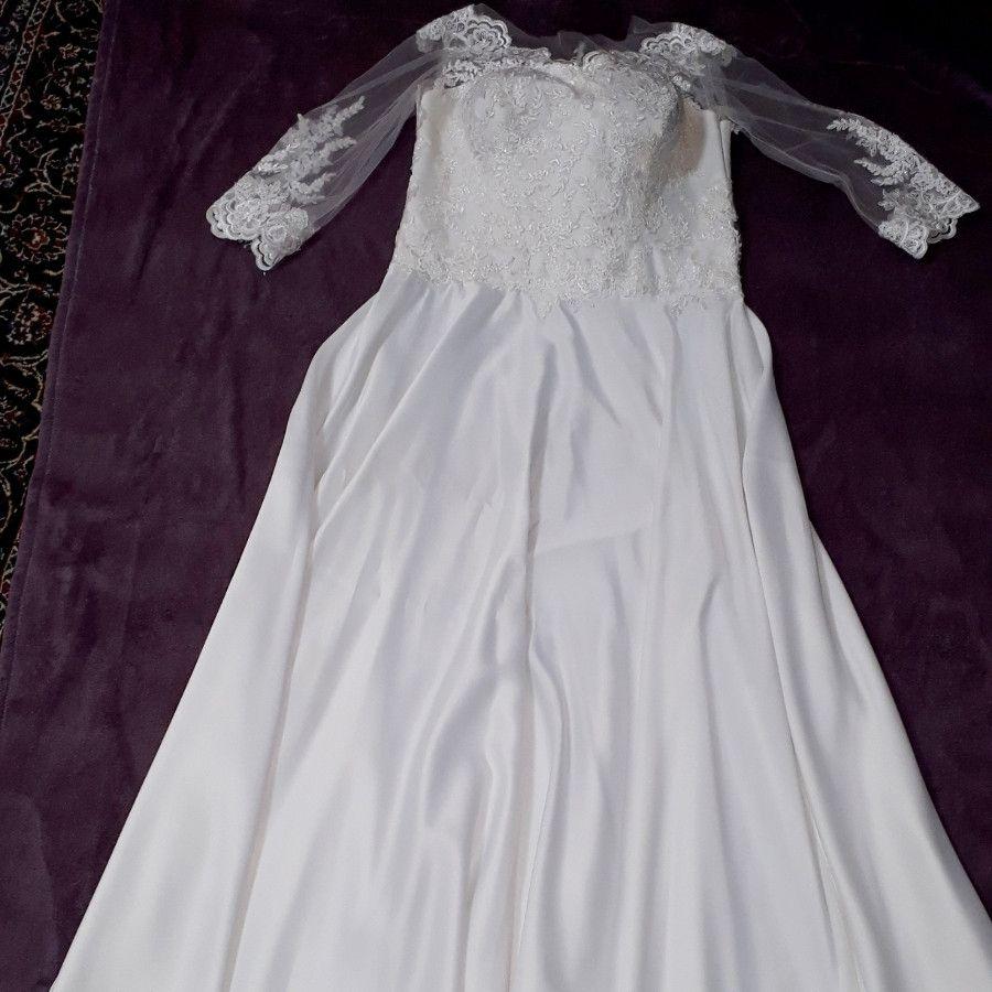 لباس عروسم با تخفیف جدید