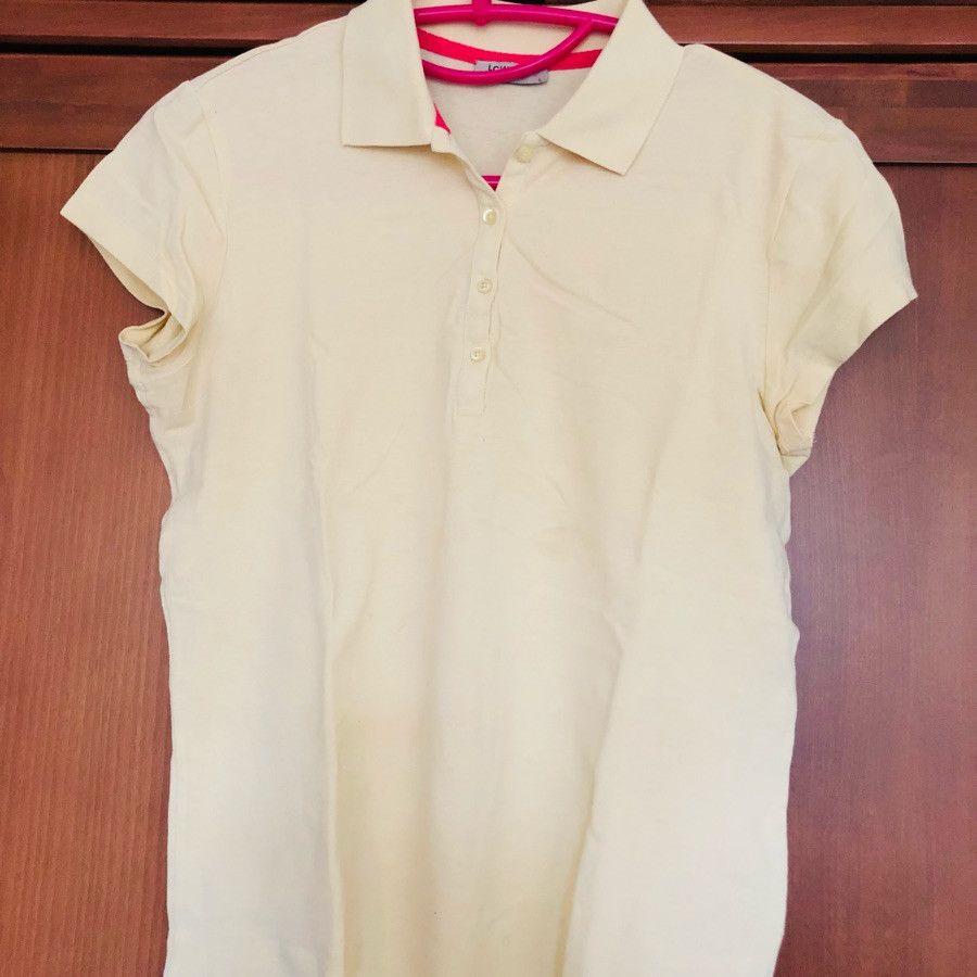 تی شرت لیمویی lc